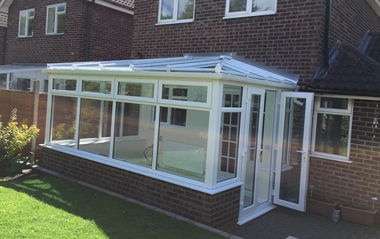 Installer of Doors, Windows, Conservatories