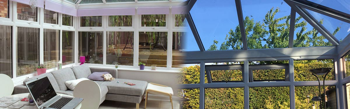 Conservatories Double Glazing Tamworth